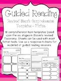 Guided Reading Revised Bloom's Comprehension Templates - Fiction