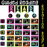 Guided Reading Rotation Board | Daily 5 rotation board | D
