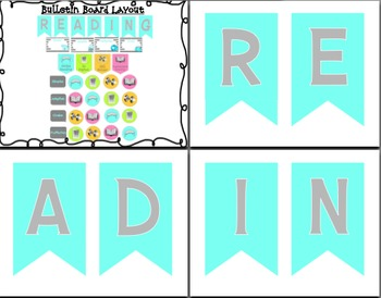 Guided Reading Rotation Bulletin Board