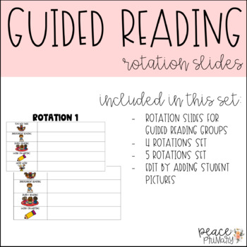 Guided Reading:: Rotation Slides