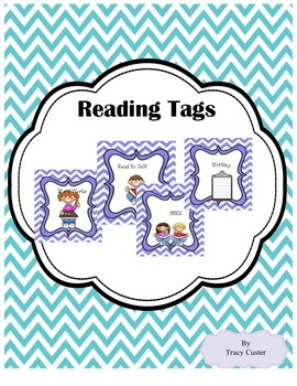 Guided Reading Rotation Tags
