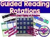 Guided Reading Rotations Pocket Chart Display
