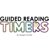 Guided Reading Rotations With Timers Editable