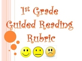 Guided Reading Rubric