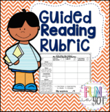 Free Guided Reading Rubric
