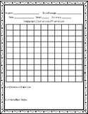 Guided Reading Running Record Form