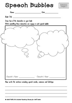 Guided Reading Series - Responding to the TExt - Packet 2
