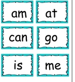 Guided Reading Sight Words Levels A-D