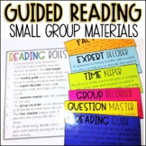Guided Reading - Small Group Planner