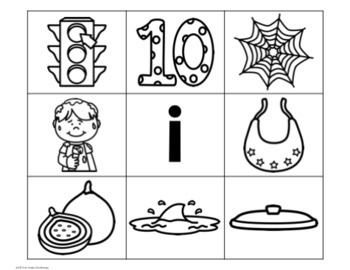 Guided Reading Word Sorts Medial Short Vowel Sounds