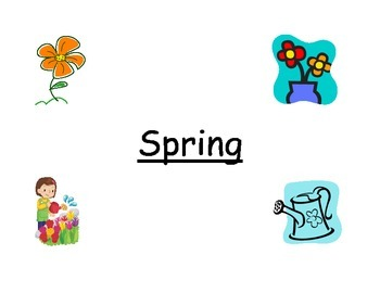 Guided Reading Spring Book