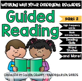 Guided Reading Starter Kit (Part 2)