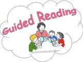 Guided Reading Station Signs