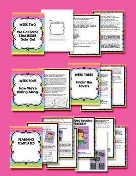 Guided Reading Step by Step - for beginning teachers