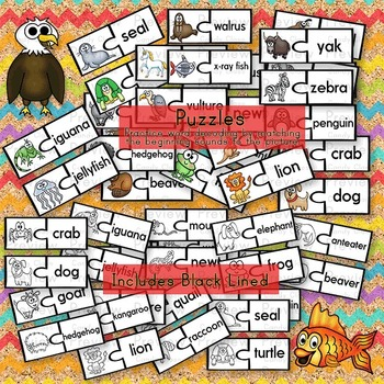 Guided Reading Strategies (Beginning Sounds & Picture Clues)