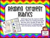 Guided Reading Strategies Rubrics LAFS First Grade