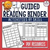 Guided Reading Binder PDF Version