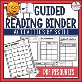 Guided Reading Binder PDF Version