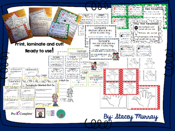 Guided Reading Strategy Cards Based on Jan Richardson Guided Reading