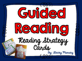 Guided Reading Strategy Cards Based on Jan Richardson Guid