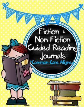 Guided Reading Student Journal- Fiction and Non Fiction