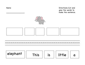Guided Reading Supplement-Treasures ONE BIG BABY Level C