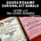 Guided Reading Survival Kit BUNDLE (Levels A-N & Levels O-Z)