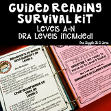 Guided Reading Survival Kit (Levels A-N)
