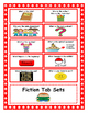 Guided Reading Tabs and Anchor Chart Set
