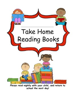 Guided Reading Take Home Reading Books Cover
