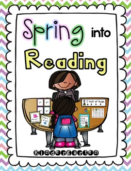 Guided Reading Story Cards for Beginning Readers (Spring Edition)