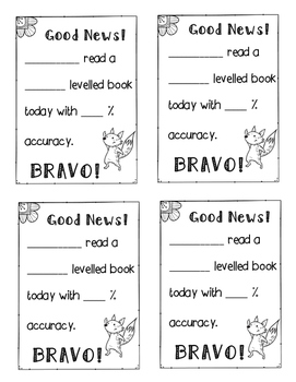 Guided Reading - Teacher Logs