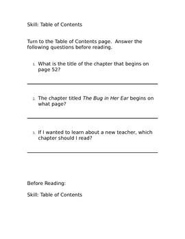 Guided Reading: The Classroom at the End of the Hall COMPLETE comp guide!