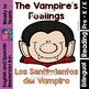 Guided Reading - The Vampire´s Feelings / Los Sentimientos del Vampiro - Dual