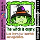 Guided Reading - The Witch´s Feelings / Los Sentimientos d