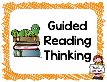 Guided Reading Thinking Posters