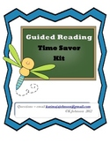 Guided Reading Time Saver Kit