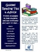 Common Core Guided Reading Tips, Hints, and Strategies