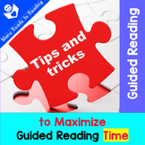 Guided Reading Tips and Tricks