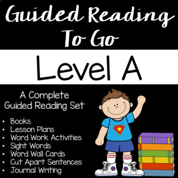 Guided Reading To Go - Level A