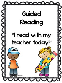 Guided Reading Tracker