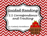 Guided Reading - Tracking and 1:1 Correspondence