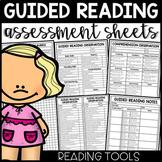 Guided Reading Tracking and Assessment Tools