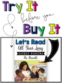 Guided Reading - Try It Before You Buy It