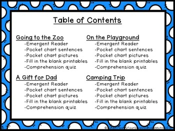 Guided Reading Unit June- Autism K-2