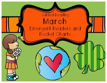 Guided Reading Unit March- Autism K-2