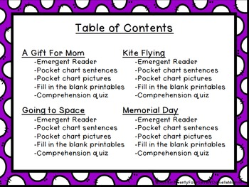 Guided Reading Unit May- Autism K-2