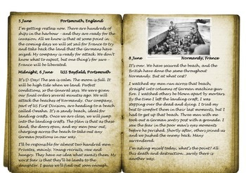 Guided Reading: WWII D-Day