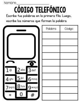 Guided Reading Week 20 in Spanish
