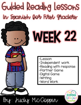 Guided Reading Week 22